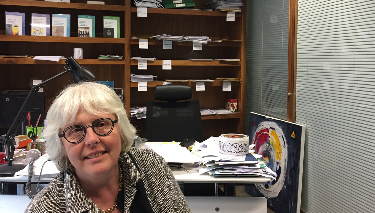 Professor Jane Ohlmeyer - The Force for Females