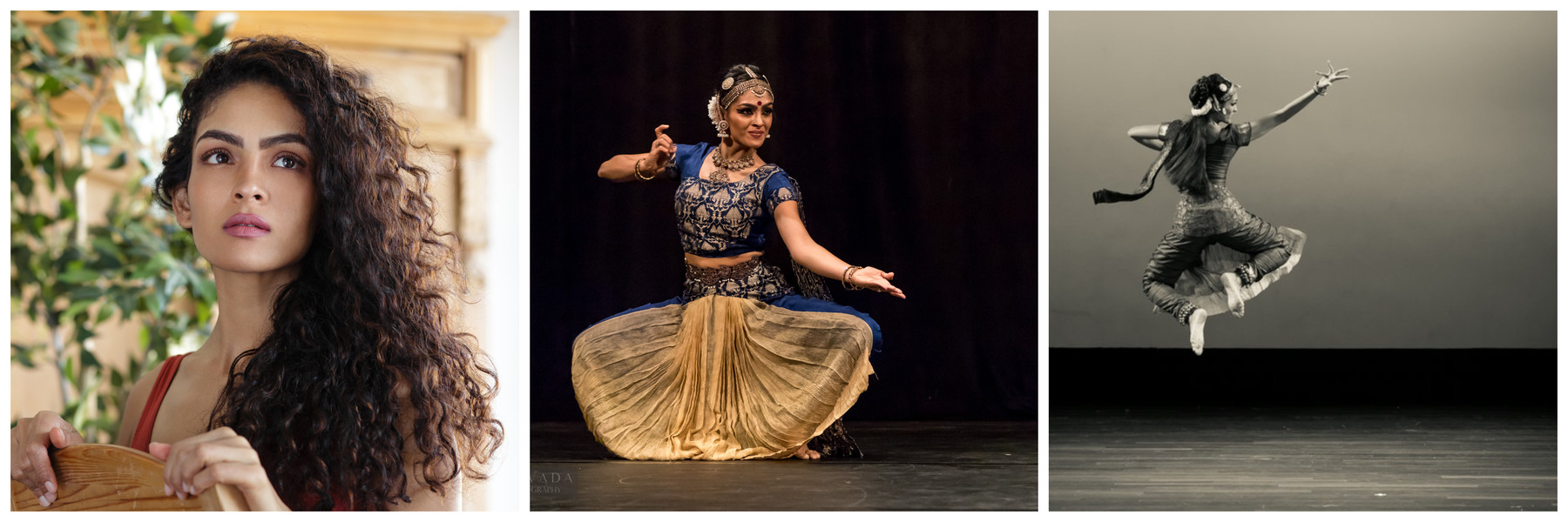 Rukmini Vijayakumar - waltzing every step of her way